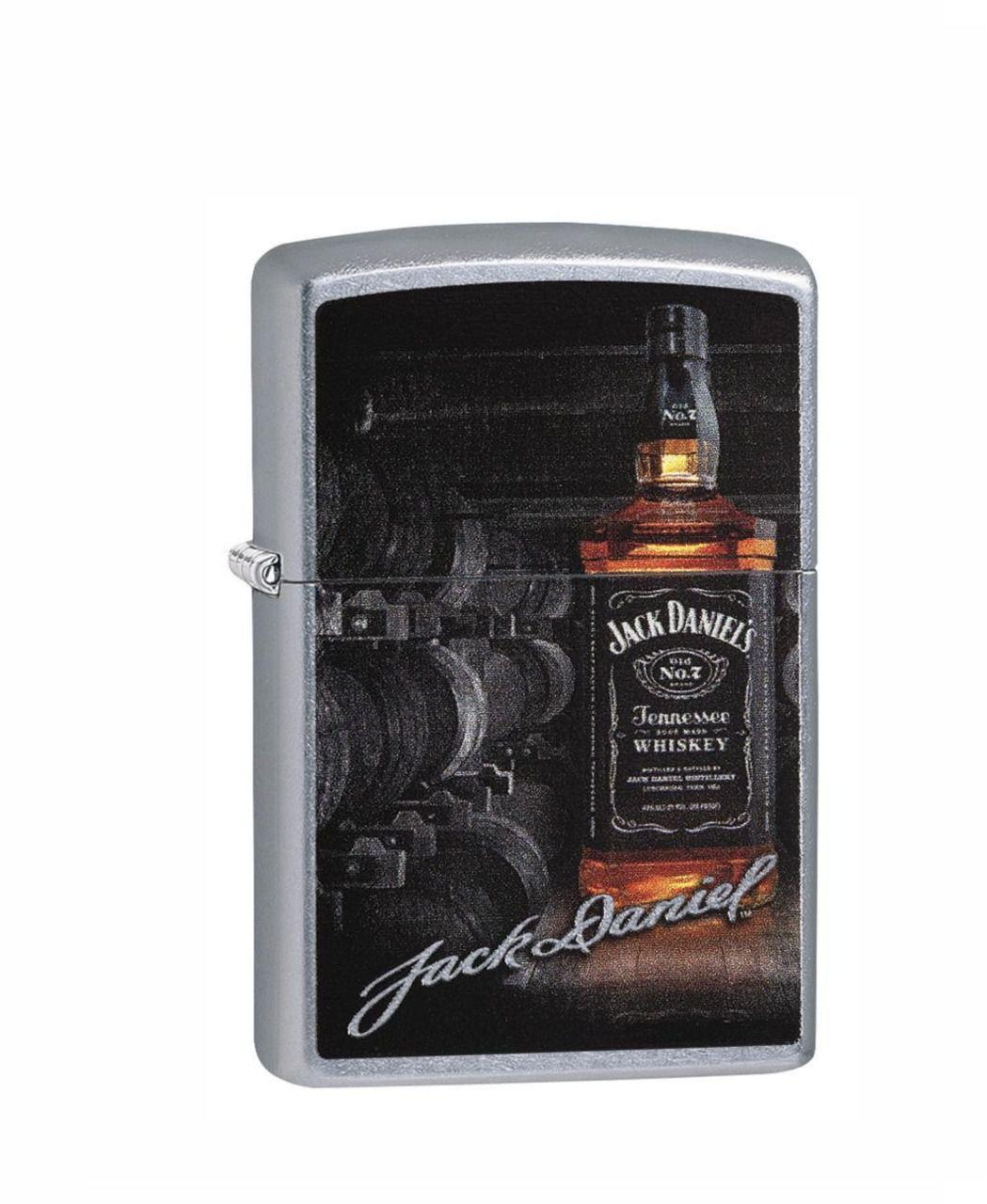 Isqueiro Zippo Classic Jack Daniel's Tennes
