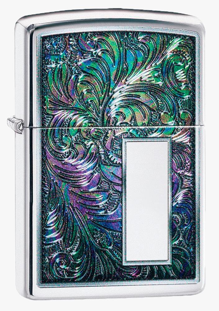 Isqueiro Zippo Colorful Venetian Design
