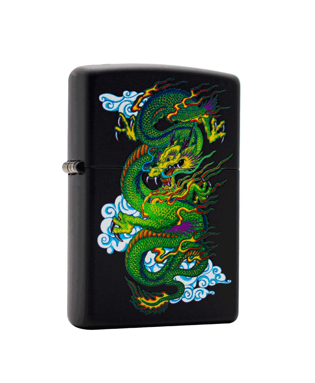 Isqueiro Zippo Dragon
