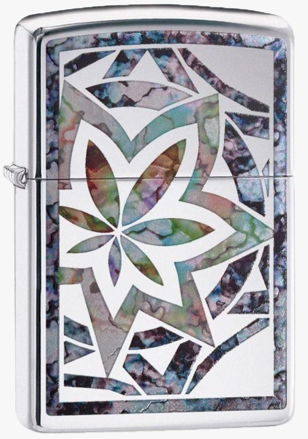 Isqueiro Zippo Fusion Leaf