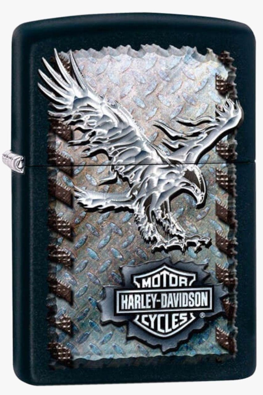 Isqueiro Zippo Harley Davidson Iron Eagle