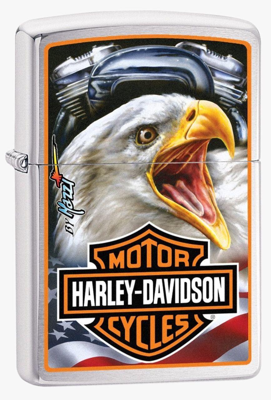 Isqueiro Zippo Harley Davidson Mazzi