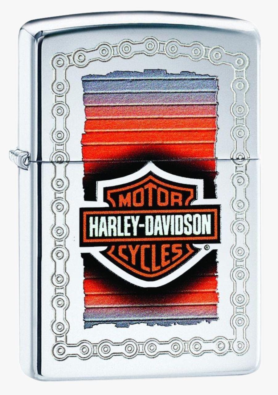 Isqueiro Zippo Harley Davidson Poli