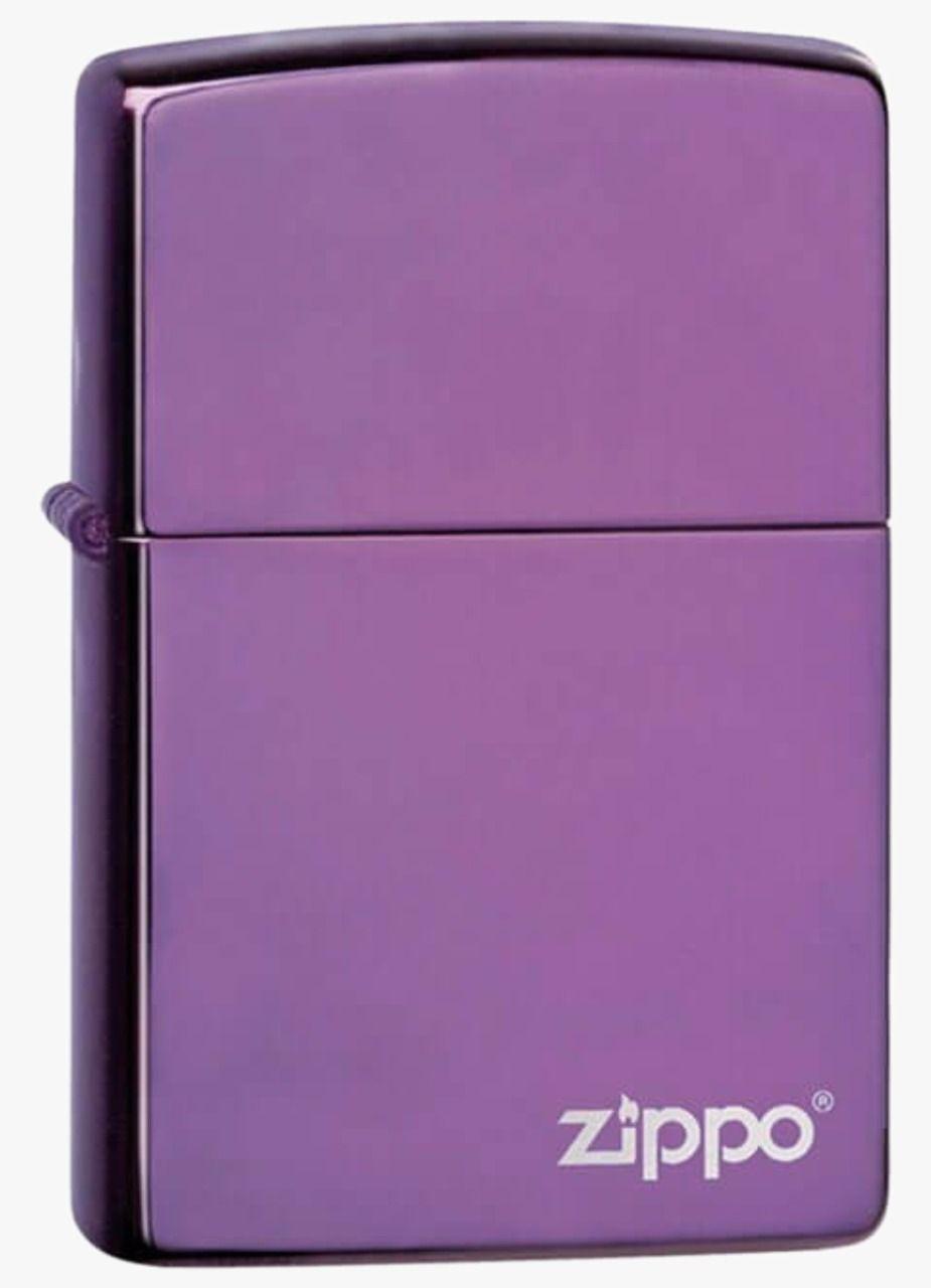 Isqueiro Zippo High Polish Purple
