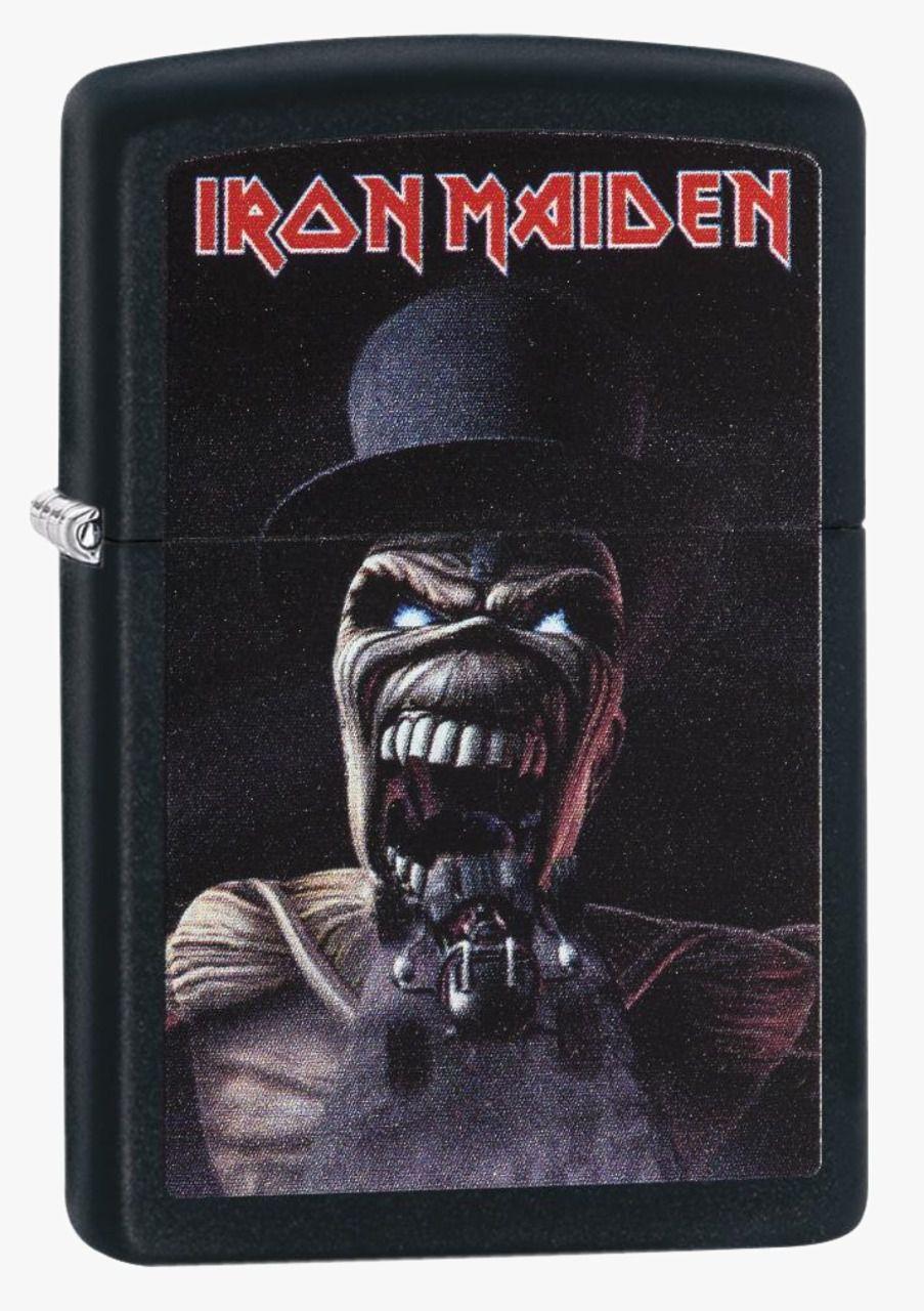 Isqueiro Zippo Iron Maiden Classic