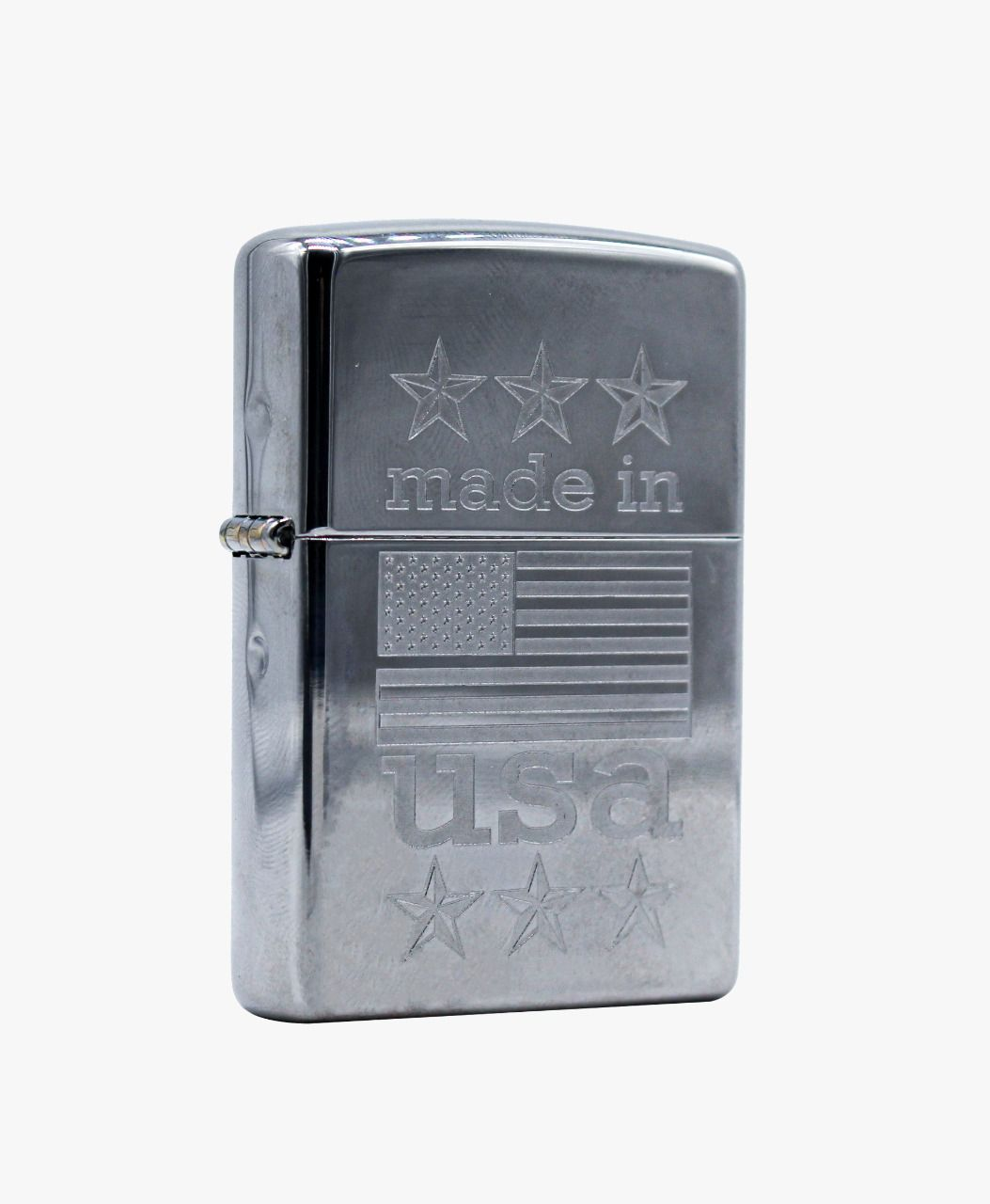 Isqueiro Zippo Made in Usa With