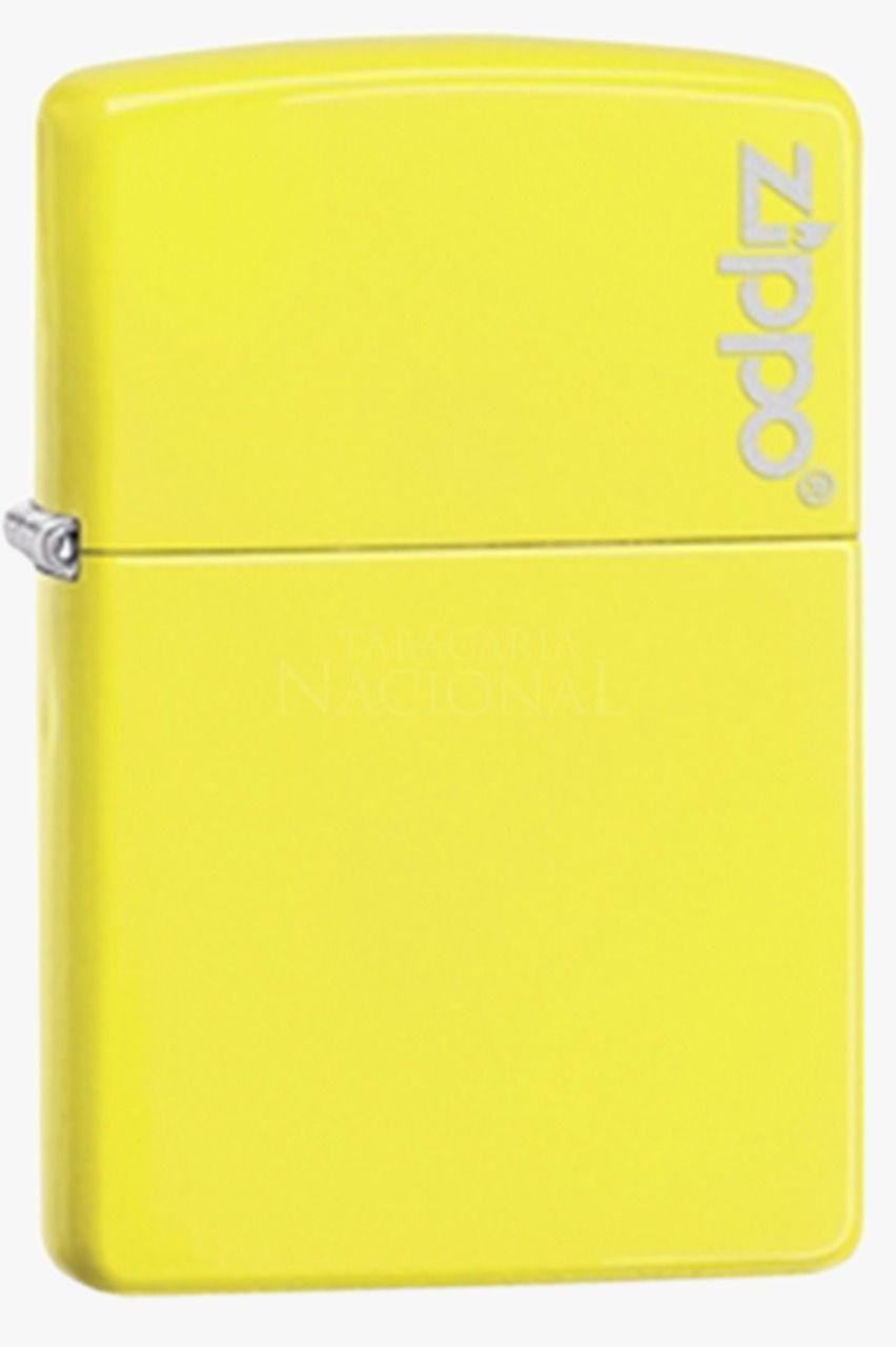 Isqueiro Zippo Neon Yellow