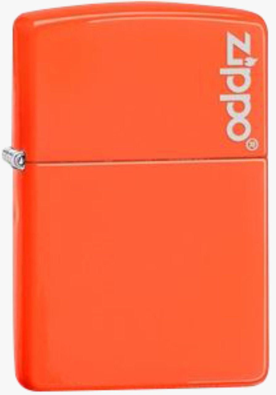 Isqueiro Zippo Orange Matte