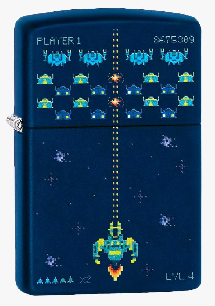 Isqueiro Zippo Pixel Game Design