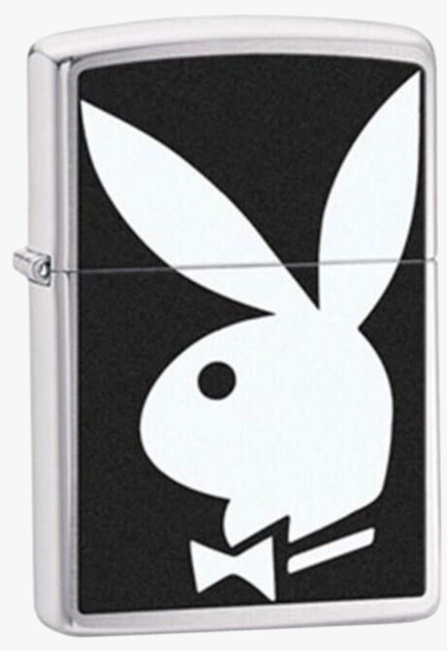 Isqueiro Zippo Playboy Bunny