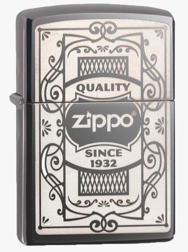 Isqueiro Zippo Logo 1932 Quality