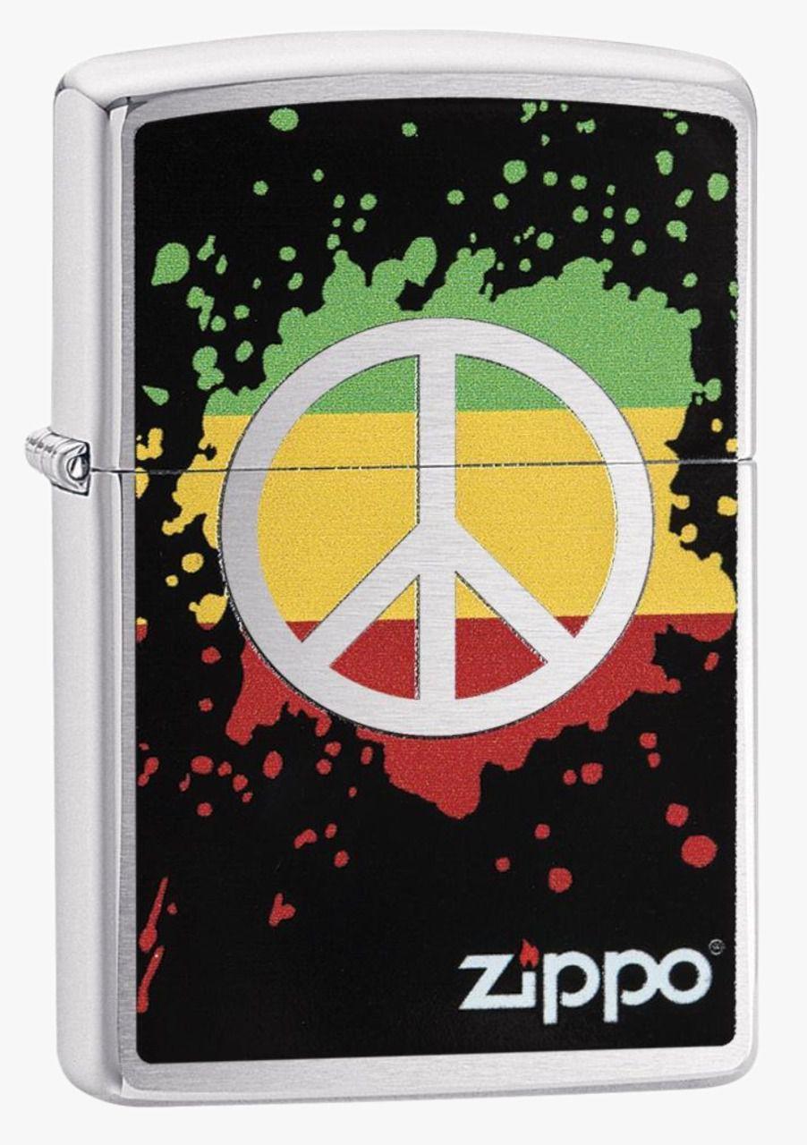 Isqueiro Zippo Respingo de Paz