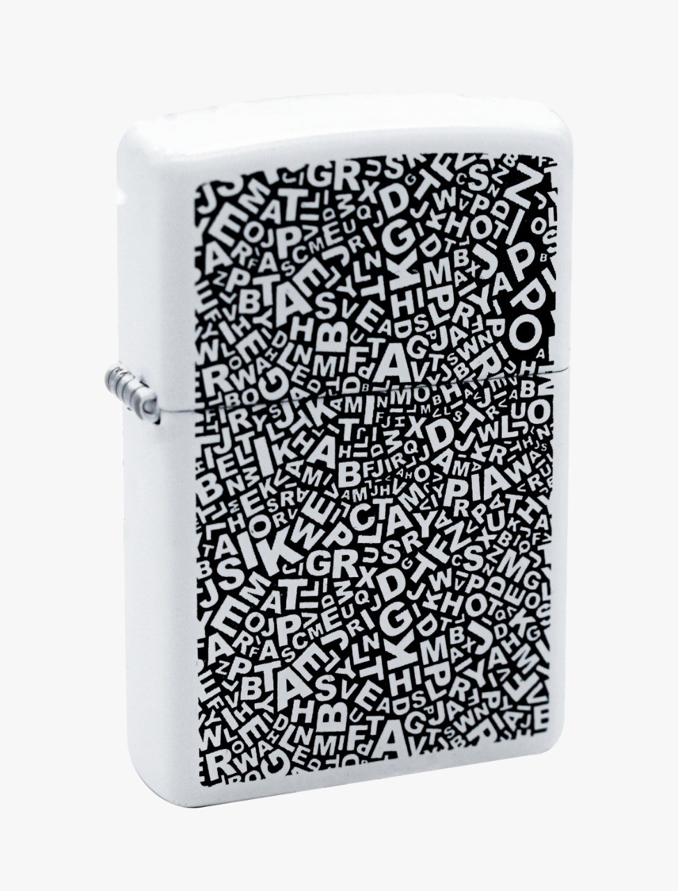 Isqueiro Zippo Scattered Letters