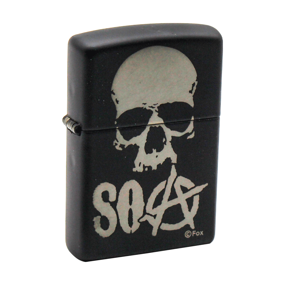 ISQUEIRO ZIPPO SONS OF ANARCHY