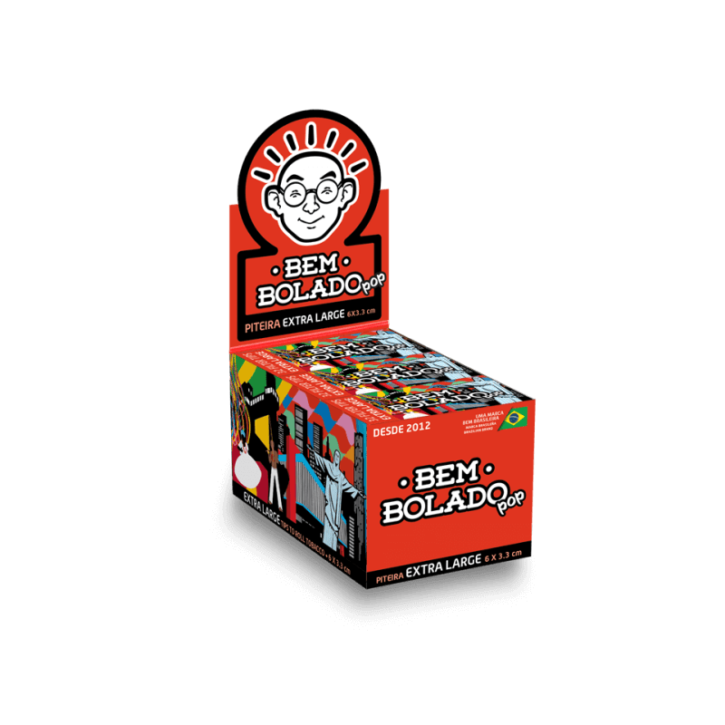 Piteira Bem Bolado Pop Extra Large - Caixa
