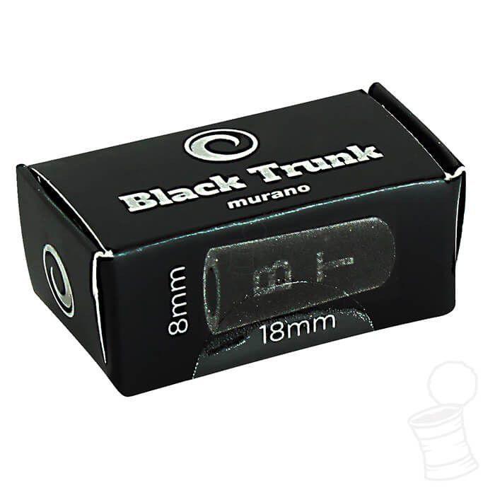 Piteira Black Trunk Murano - 8x18 mm