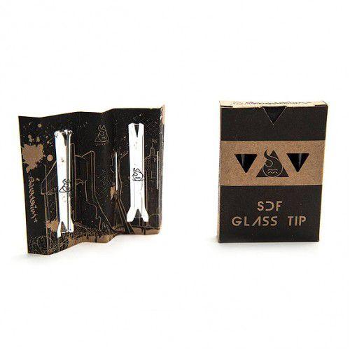 Piteira de vidro Squadafum Long 7mm - Com 2 un