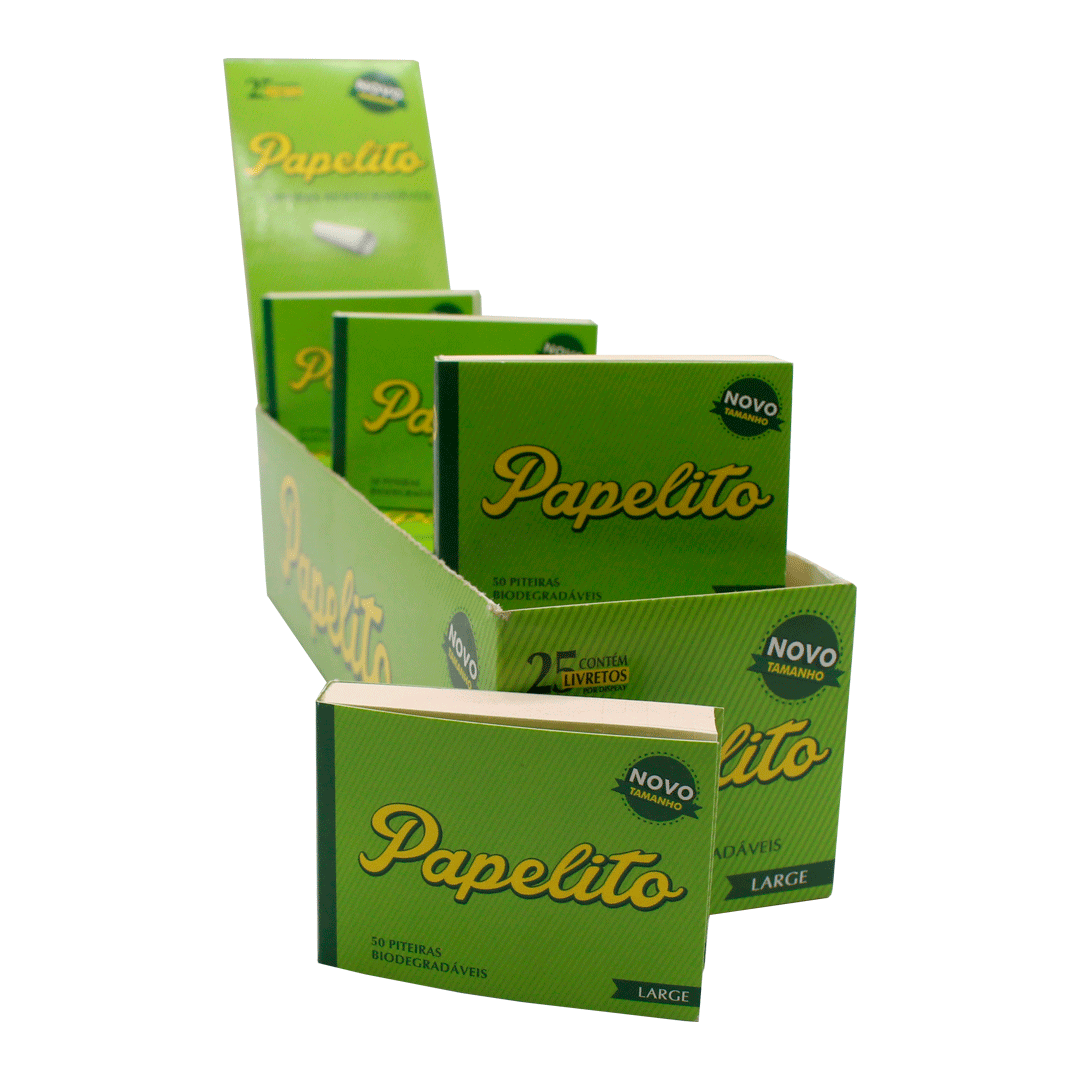 PITEIRA PAPEL PAPELITO LARGE