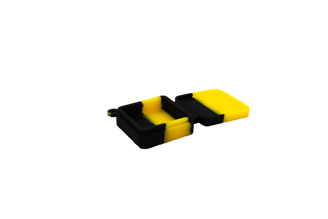Reservatório de silicone quadrado  9ml