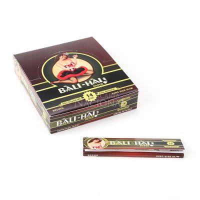 Seda Bali-Hai Brown King Size  - Caixa com 25