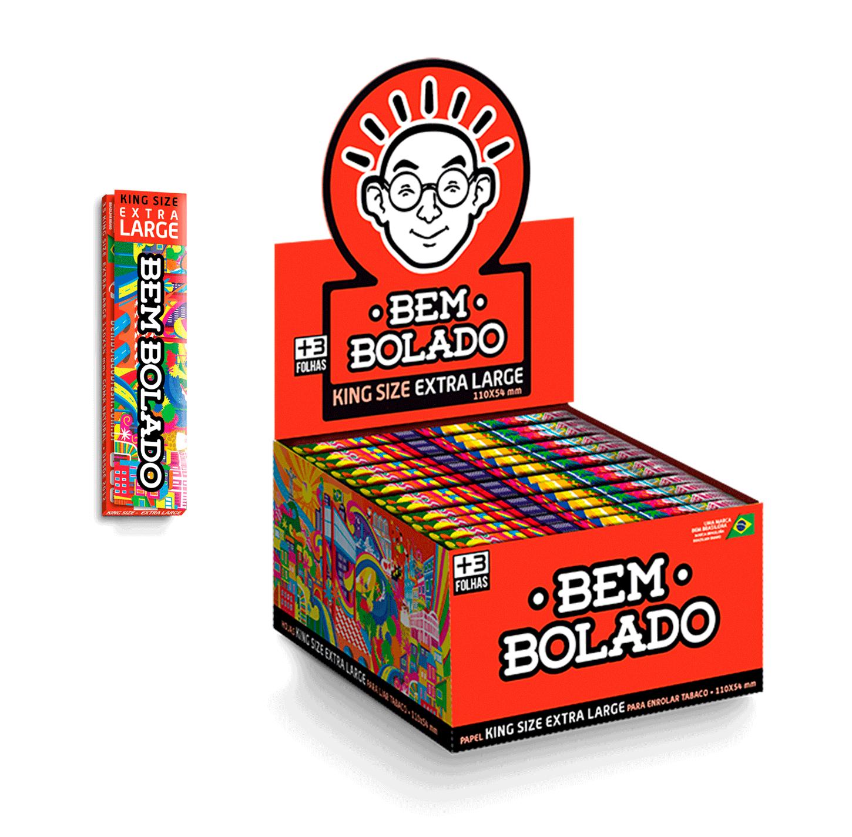 SEDA BEM BOLADO POP KING SIZE EXTRA LARGE (Un.)