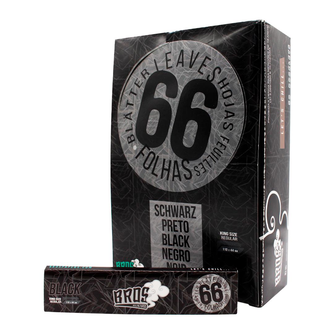 SEDA BROS 66 BLACK KING SIZE