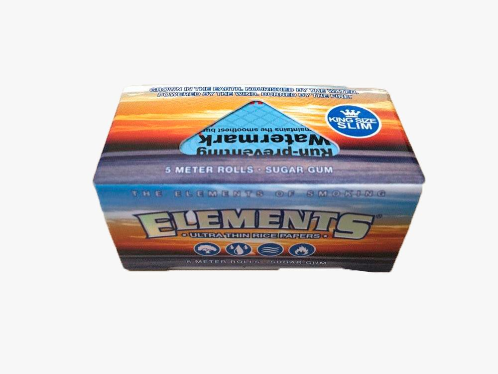 Seda Elements Roll King Size Slim - 5 Metros