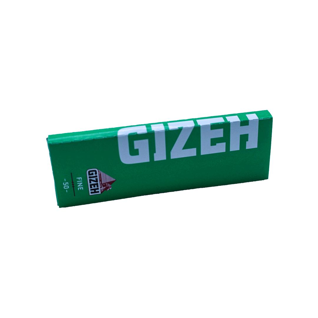 Seda Gizeh fine - Cantos Cortados - Caixa com 50