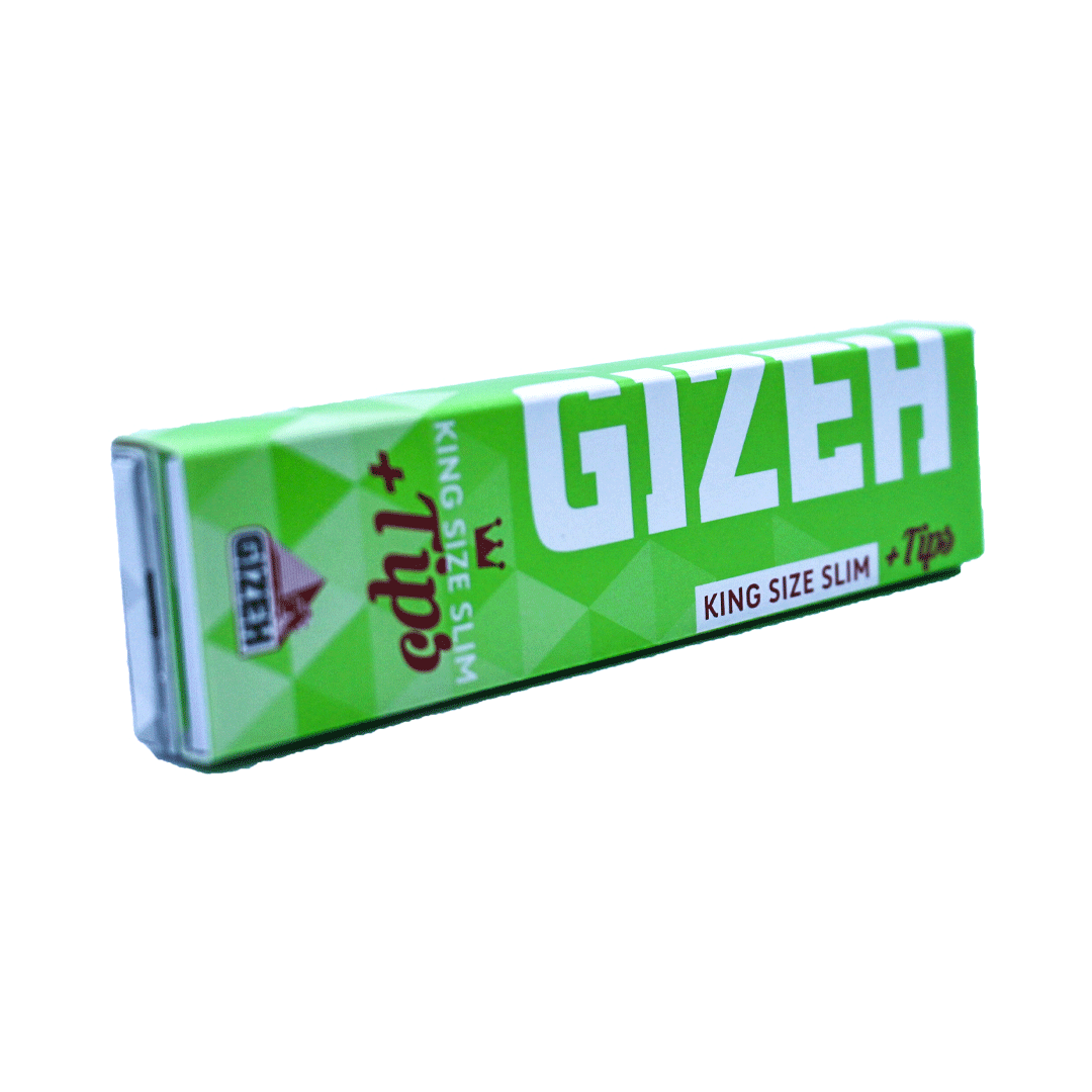 Seda Gizeh K S Slim Superfine + Piteiras -Magnet