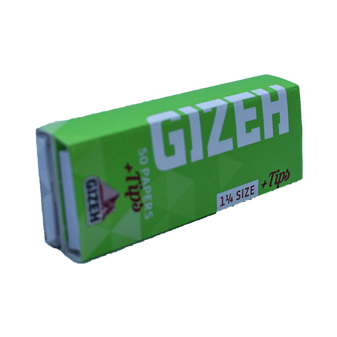 Seda Gizeh Slim Superfine + Piteiras -Magnet  - 1 1/4
