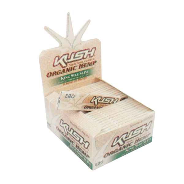 Seda Kush Organic - Caixa com 50