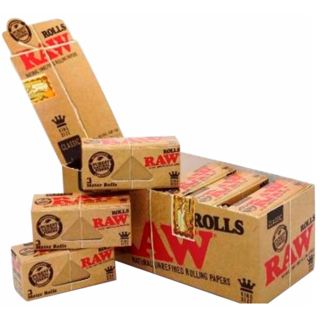 SEDA RAW CLASSIC ROLLS 3M