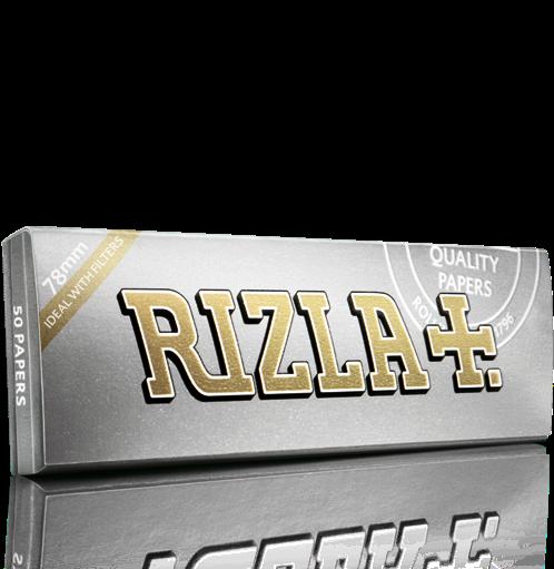 Seda Rizla Silver 1-1/4 (Un.)