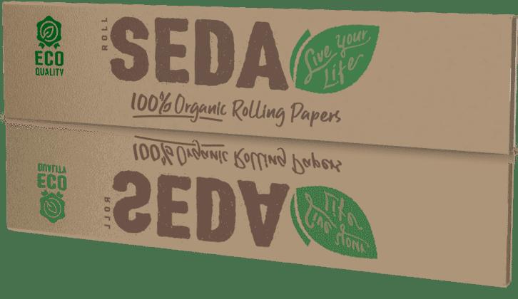 Seda Roll Seda Organic King Size