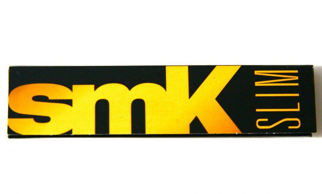 Seda SMK King Size em Papel de Arroz - Caixa com 50