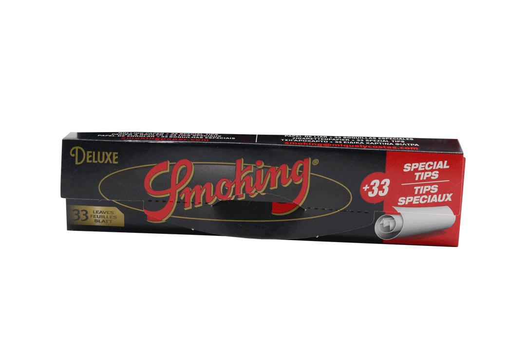 SEDA SMOKING DELUXE KING SIZE + TIPS (un.)