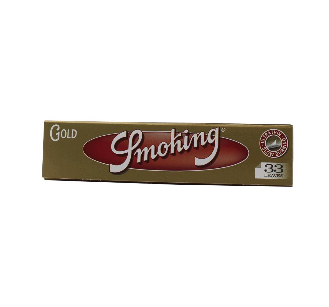 SEDA SMOKING GOLD KING SIZE SLIM (Un.)