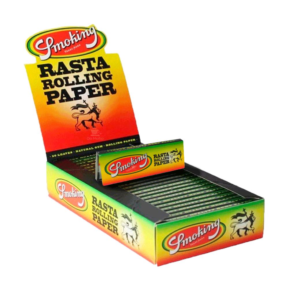 SEDA SMOKING RASTA PAPER (Un.)