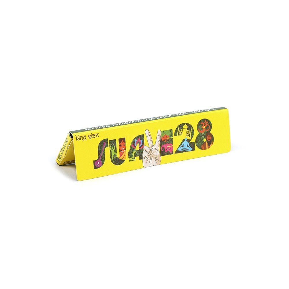 Seda Suave28 King Size - Caixa com 40