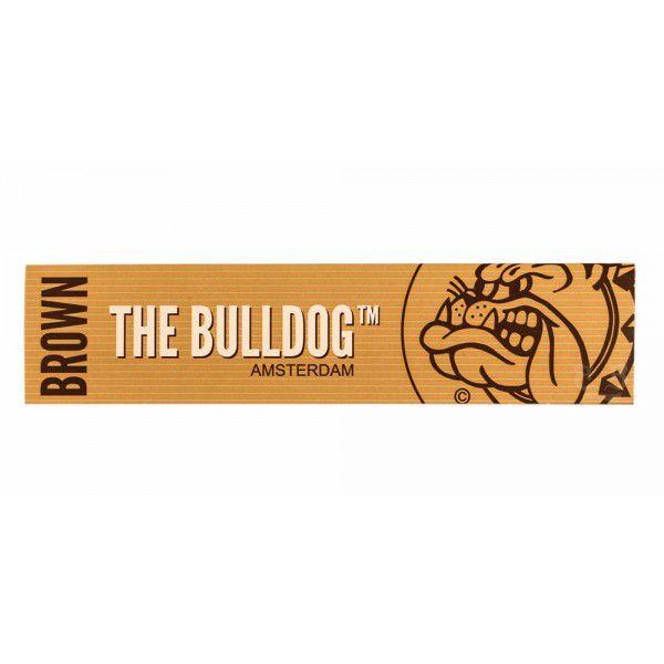 Seda The Bulldog Brown Slim King Size (Un.)