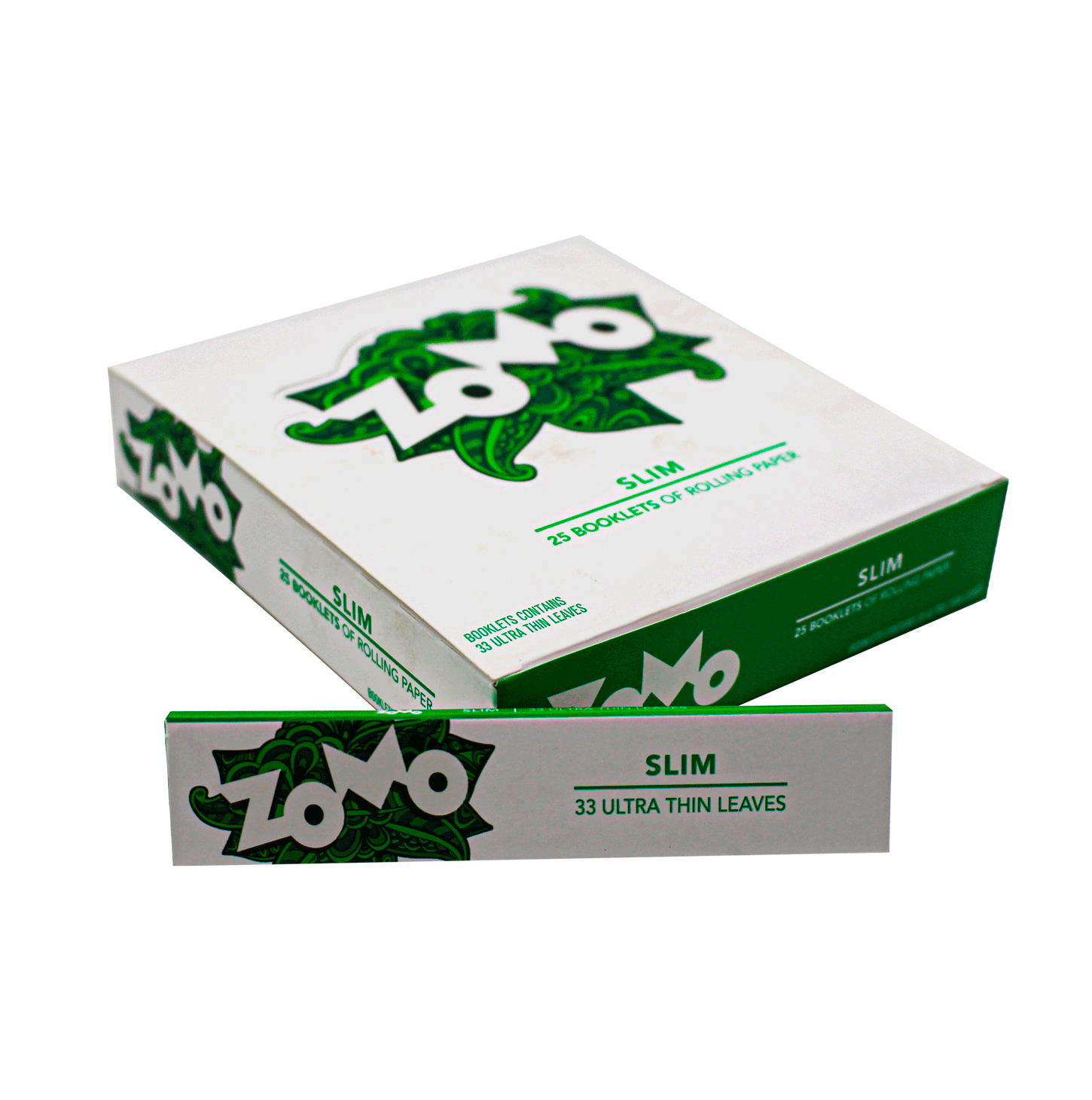 SEDA ZOMO KING SLIM ULTRA THIN LEAVES 108X36M (Un)
