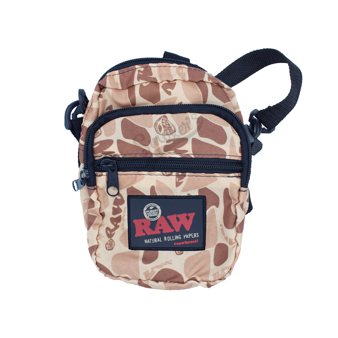 Shoulder Bag Raw Camuflado