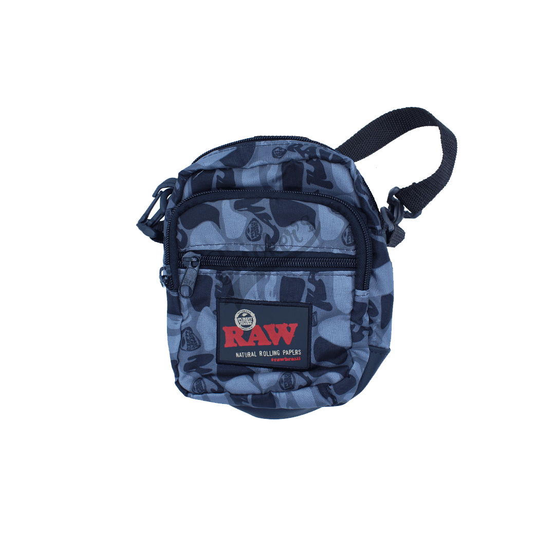 Shoulder Bag Raw Camuflado Escuro