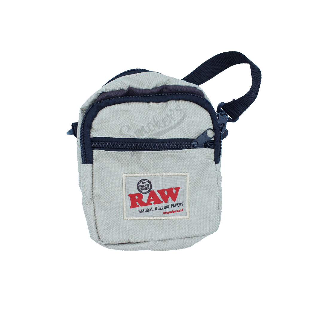 Shoulder Bag Raw  Marrom