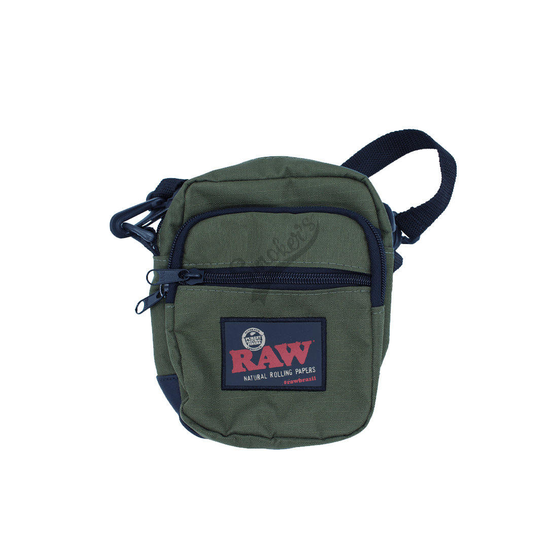 Shoulder Bag Raw Verde