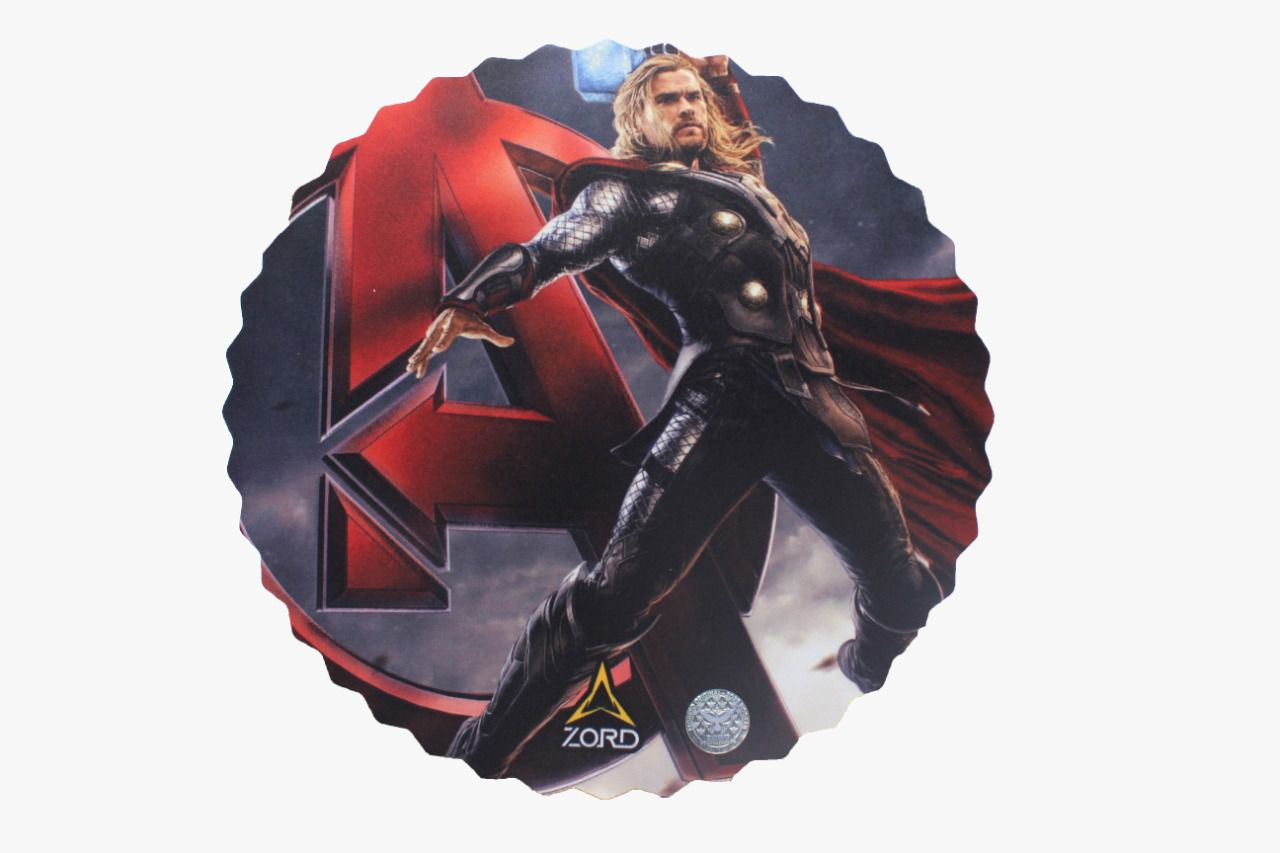 Tapete / Mouse Pad ZORD -  Thor
