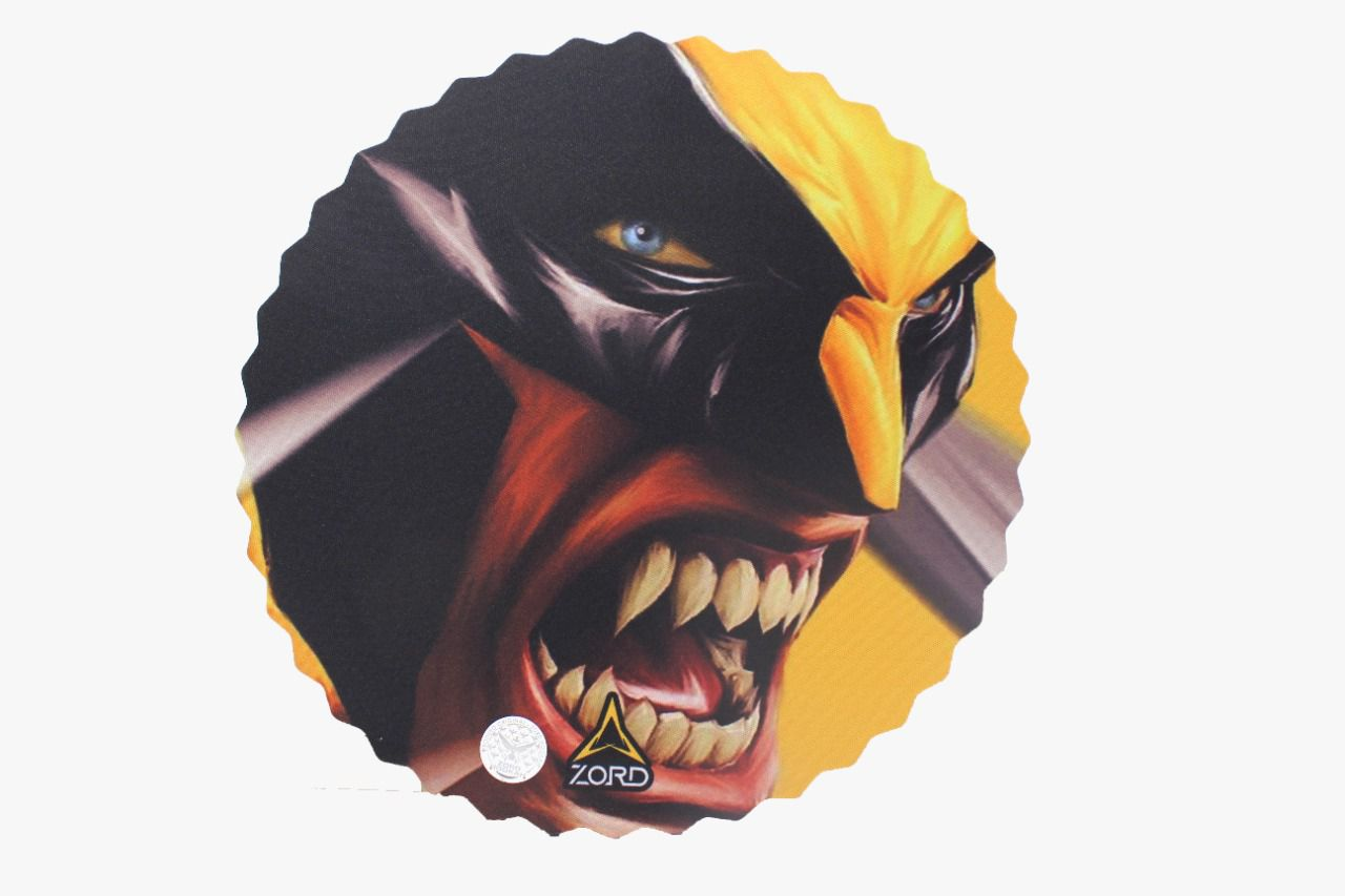 Tapete / Mouse Pad ZORD - Wolverine