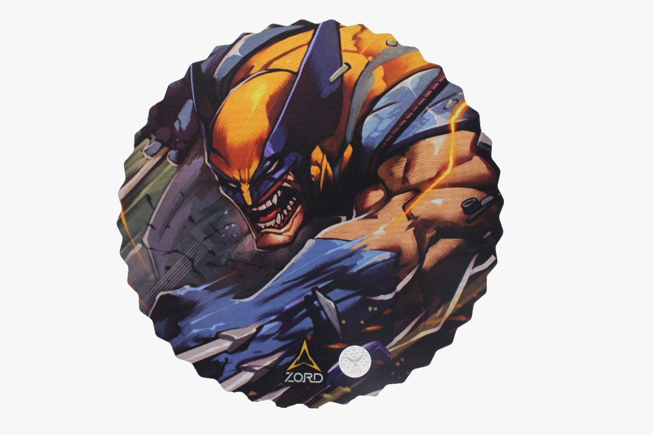 Tapete / Mouse Pad ZORD - Wolverine Claw