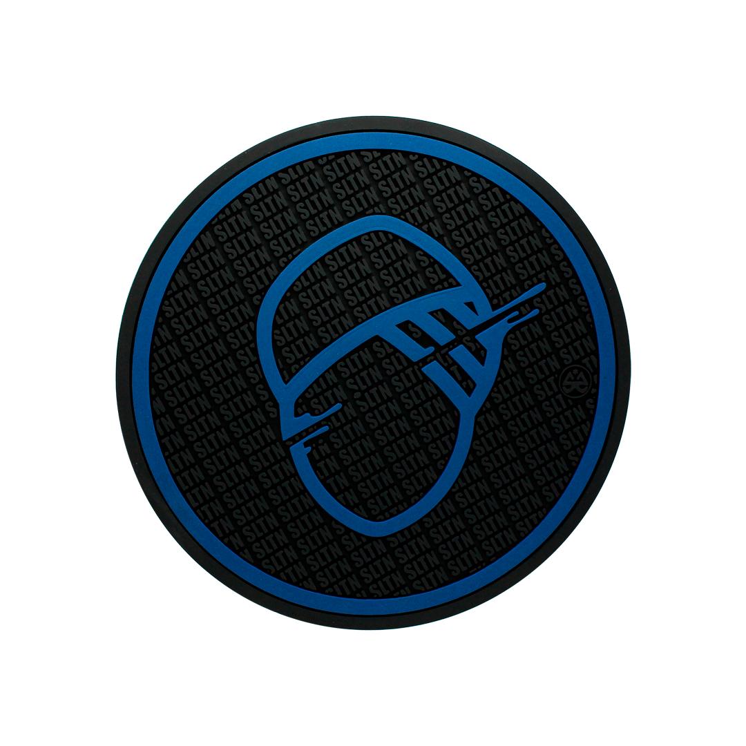 TAPETE SILICONE STICK SULTAN BLACK/PACIFIC BLUE