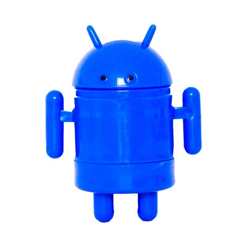 Triturador Android de Plastico Rígido - 3 partes